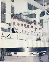 Vintage 8 x 10 Photo NASA General Electric Co G E Astro Space Group Photo