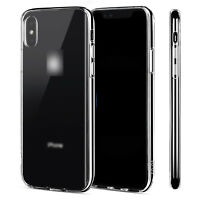 For iPhone X Xs Max XR 11 12 Mini Case Crystal Clear Slim Light Shockproof Cover