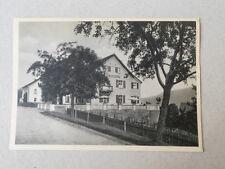 Pommelsbrunn ~ 1950 Gaststätte zum Bahnhof Gastwirtschaft