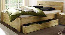 Eingebauter Bettkasten