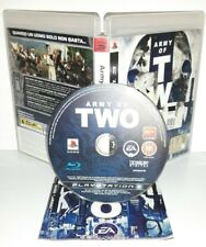 ARMY OF TWO - Playstation 3 Ps3 Play Station Sony Gioco Bambini Game