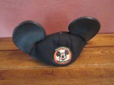 Vintage Walt Disney Disneyland Mickey Mouse Mouseketeer Ears Hat