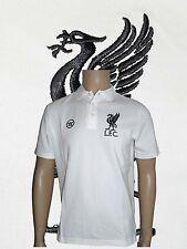 Liverpool 100% Cotton Polo White  Size  X/Large