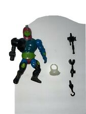 Vintage MOTU He-Man Masters of the Universe TRAP JAW Complete Mattel With RING!
