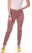 Neuf J Marque Femme Jeans Super Skinny Mid Rise Taille W30 Tencel Coton BCF57