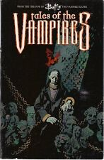 Tales Of The Vampires by Joss Whedon (2004) Dark Horse color Buffy Tpb Vg+/Fine-