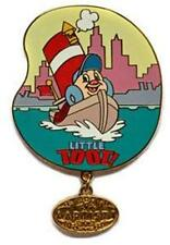 Little Toot! Tugboat Dangle Artist Choice 2004 Dcl Le 750 Disney Cruise Line Pin