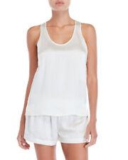 La Perla Studio Dolce L Luxurious Silk Summer Pajama Set Ivory