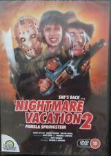 Nightmare Vacation 2 DVD NEW&SEALED Cult/80s/Horror/Slasher/Rare!