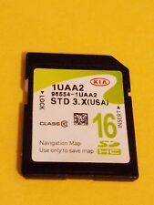96554-1UAA2 Kia 2013 2014 KIa Sorento Navigation SD Map Card  96554 1UAA2