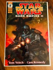 Star Wars Dark Horse Dark Empire II #2 Bobba Fett NM 1995 🔥 Cover