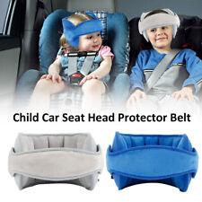 Stroller Car Seat Sleep Nap Aid Head Fasten Support Holder Belt Kids Baby Safety