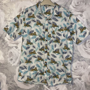 Boys Age 13-14 Years - M&S Short Sleeved Shirt