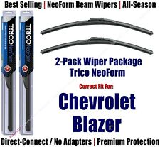 2pk Super-Premium NeoForm Wipers fit 1995-2005 Chevrolet Blazer - 16200x2