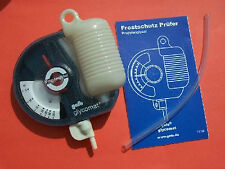 Solar Frostschutzprüfer Aerometer, Glycomat von Gefo Zum Ermitteln der Dichte