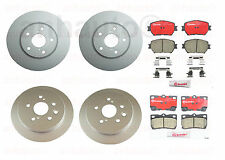 Brake Kit FRONT & REAR  Meyle Rotors Brembo Pads  Lexus IS250