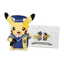 Pokemon Celebrations: Doctor Graduation Pikachu Bundle (Plush, Card & 2 Pins)