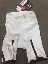 SKINFIT Men's Bike Cycling Shorts size M white/black