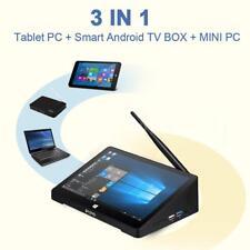 PIPO X8 PRO 32GB Z8350 Quad Core HD Mini PC Smart TV BOX Dual OS Windows 10 K4C8