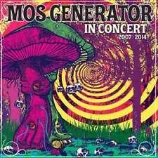 Mos Generator - In Concert 2007 - 2014 NEW CD