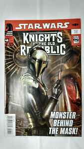 STAR WARS KNIGHTS OF THE OLD REPUBLIC #48  1st Printing        / 2009 Dark Horse