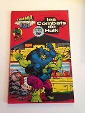 MAI14--- Artima  Gamma la bombe qui a crée  HULK   N°  3