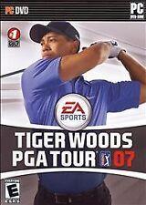 Tiger Woods PGA Tour 07 (PC, 2006) New Unopened