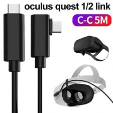 For Oculus Quest 2 Link 3/5M USB 3.2 Cable Data Line Type C Cable Steam VR Cable