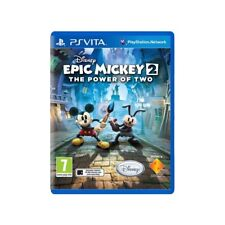 Epic Mickey 2: The Power Of Two PS Vita Game PAL