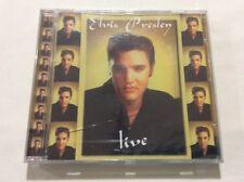 Elvis Presley live CD - Brand New