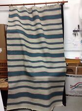 Pottery Barn Home Decorating Florida Stripe Cotton Dhurrie Area Floor Rug 5'x8'