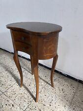 Kommode Barockstil  Intarsien  2 Schubladen Stilmöbel Konsole italienisch