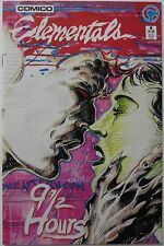 Elementals #8 (Jun 1986, Comico) (C1872)