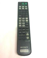 Sony RM-U304 A/V Receiver Remote Control DAV-L8000 HT-5000D STR-DE245 DE445