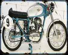 Ducati 175 Gran Sport  1 A4 Photo Print Motorbike Vintage Aged
