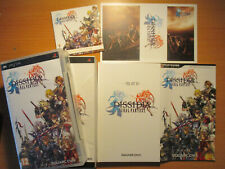 Dissidia Final Fantasy Edition Collector - Jeu PSP - Complet