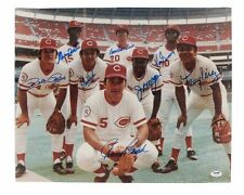Cincinnati Reds THE BIG RED MACHINE 8X10 PHOTO PICTURE 0655