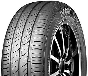 Reifen Sommer Sommerreifen Kumho Ecowing ES01 KH27 185/55 R15 86H DEMO