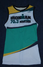 Sugoi IRONMAN 70.3 BOULDER, COLORADO Sleeveless Triathlon Jersey, Women's S