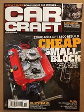 Car Craft Cheap Small Block Oil System Complete Engine Oct 2015 FREE SHIPPING!
