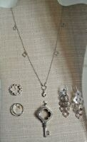 AUTHENTIC ORIGAMI OWL  QUATREFOIL COLLECTION  NIB FREE SHIPPING