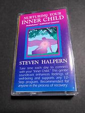 Nurturing Your Inner Child by Steven Halpern 1989 Audio Cassette Subliminals