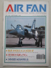 AIR FAN 106 FOUGA RAMSTEIN IAT SOLENZARA MIRAGE F1C BLUE ANGELS MOUNTED POLICE