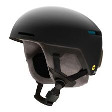 Smith Mens Code MIPS Ski Snow Helmet Matte Black Extra Large
