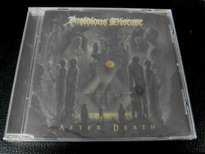 INSIDIOUS DISEASE - AFTER DEATH - 2020 CD - NEW / SEALED