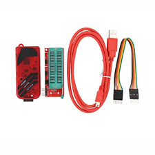 Pickit3 Microchip Programmer With Usb Cable Wires Pic Kit 3 And Icsp Socket