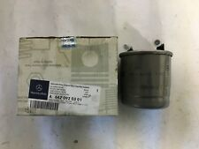 BRAND NEW GENUINE MERCEDES FUEL FILTER A6420920301