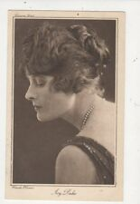 Ivy Duke Vintage Plain Back Card Actress 568a