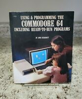 Using & Programming the Commodore 64 Including Ready-To-Run Programs Softcover