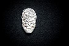 "OVER 3.5 OZ 999 SILVER BULLION MARVEL'S INCREDIBLE HULK ""HALLMARKED"""